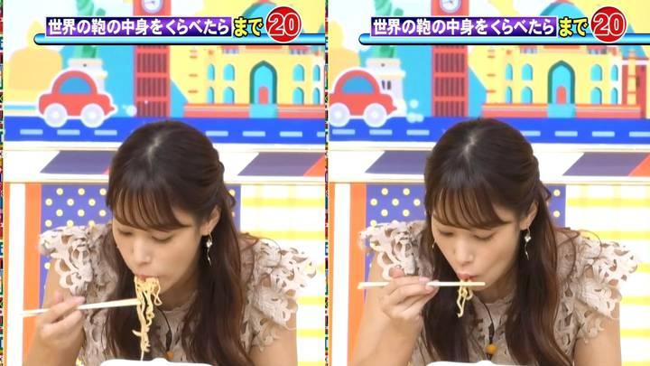 2020年09月09日鷲見玲奈の画像11枚目