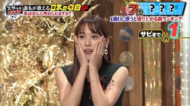 2020年12月14日鷲見玲奈の画像04枚目