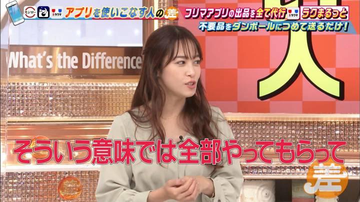 2020年12月15日鷲見玲奈の画像04枚目