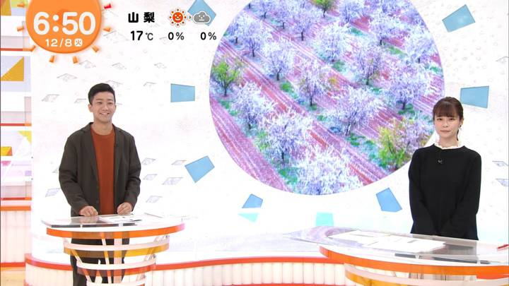 2020年12月08日鈴木唯の画像02枚目