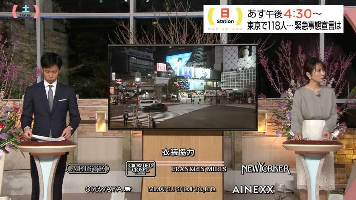 2020年04月04日高島彩の画像21枚目