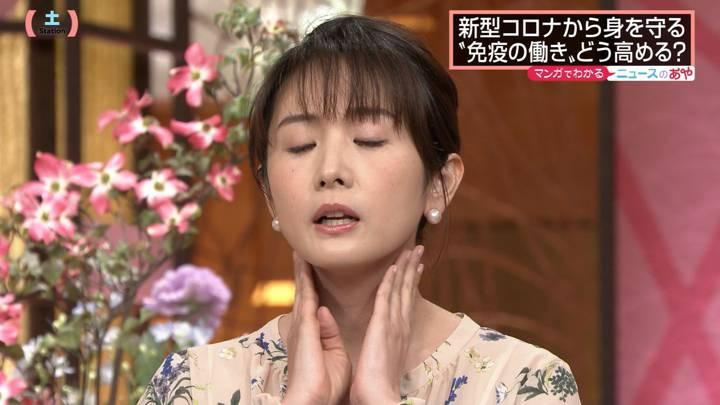 2020年04月18日高島彩の画像12枚目