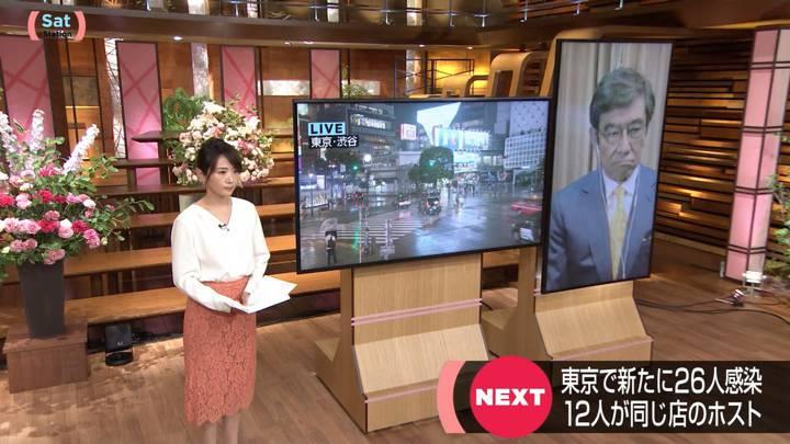 2020年06月06日高島彩の画像04枚目