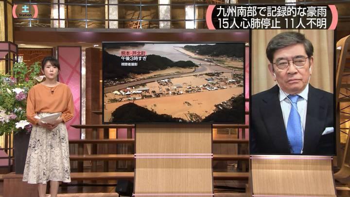 2020年07月04日高島彩の画像03枚目