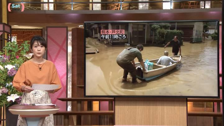 2020年07月04日高島彩の画像12枚目