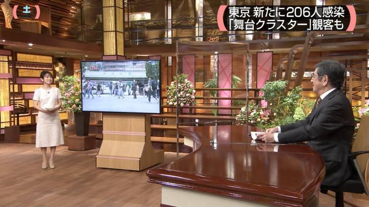 2020年07月11日高島彩の画像02枚目