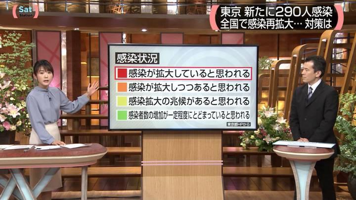 2020年07月18日高島彩の画像09枚目