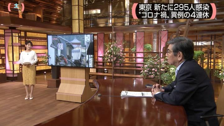 2020年07月25日高島彩の画像02枚目