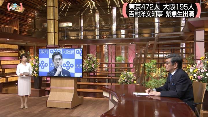 2020年08月01日高島彩の画像02枚目