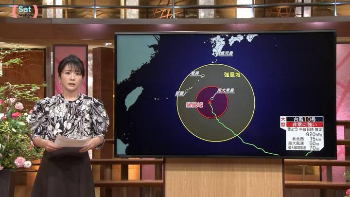 2020年09月05日高島彩の画像03枚目