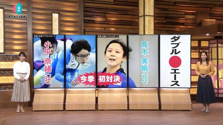 2020年10月24日高島彩の画像15枚目
