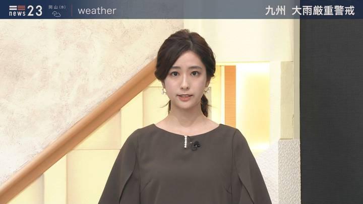 2020年07月07日田村真子の画像10枚目