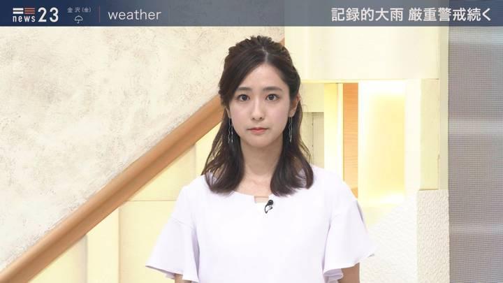 2020年07月09日田村真子の画像12枚目