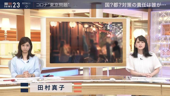 2020年07月13日田村真子の画像01枚目