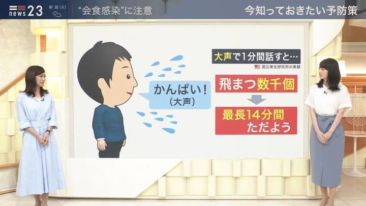 2020年07月13日田村真子の画像02枚目