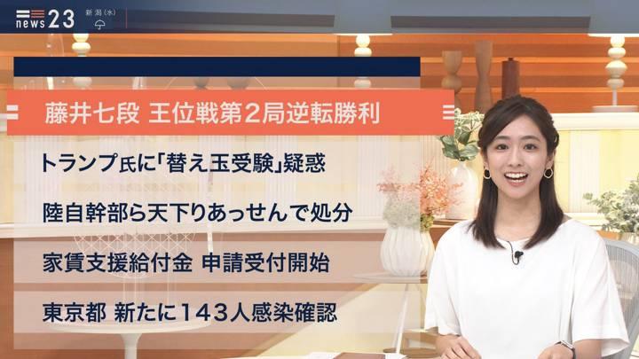 2020年07月14日田村真子の画像17枚目