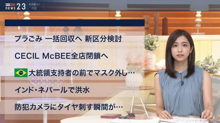 2020年07月20日田村真子の画像13枚目