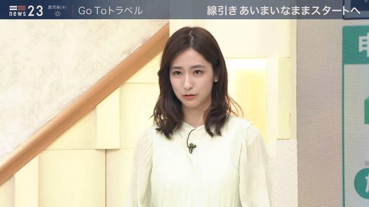 2020年07月21日田村真子の画像04枚目