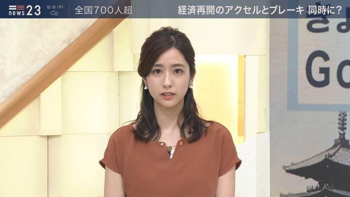2020年07月22日田村真子の画像07枚目