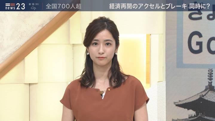 2020年07月22日田村真子の画像08枚目