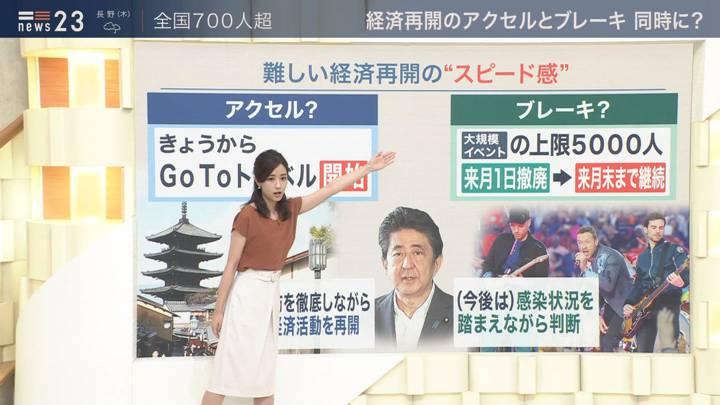 2020年07月22日田村真子の画像09枚目