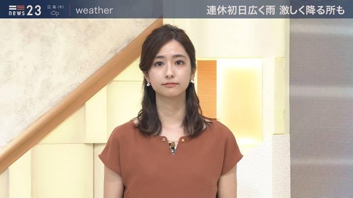2020年07月22日田村真子の画像11枚目