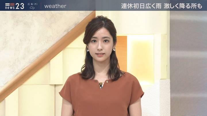 2020年07月22日田村真子の画像12枚目