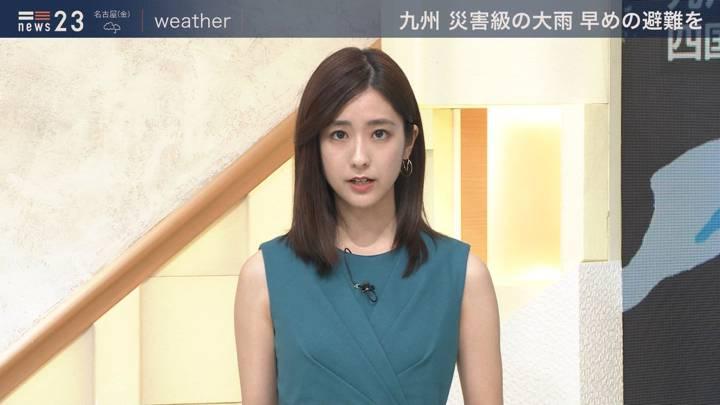 2020年07月23日田村真子の画像09枚目