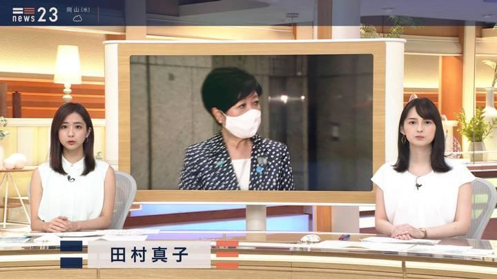 2020年07月28日田村真子の画像01枚目