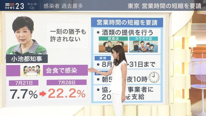 2020年07月30日田村真子の画像06枚目