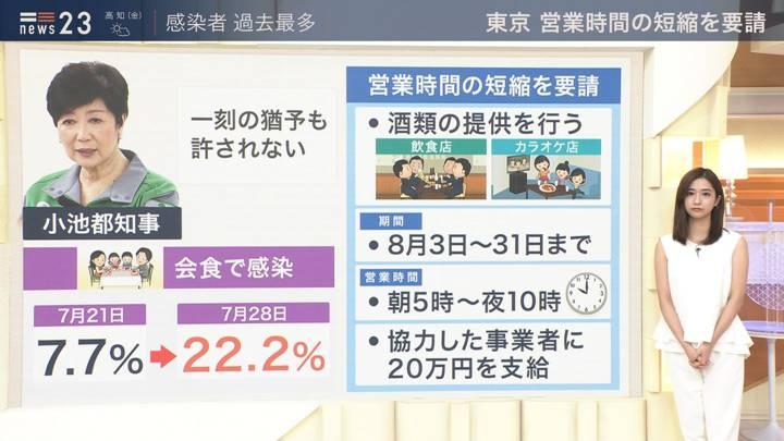 2020年07月30日田村真子の画像08枚目