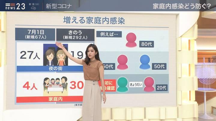 2020年08月03日田村真子の画像02枚目