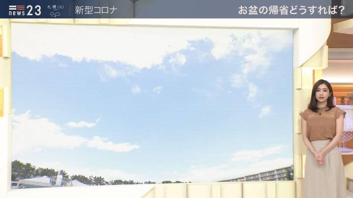 2020年08月03日田村真子の画像07枚目