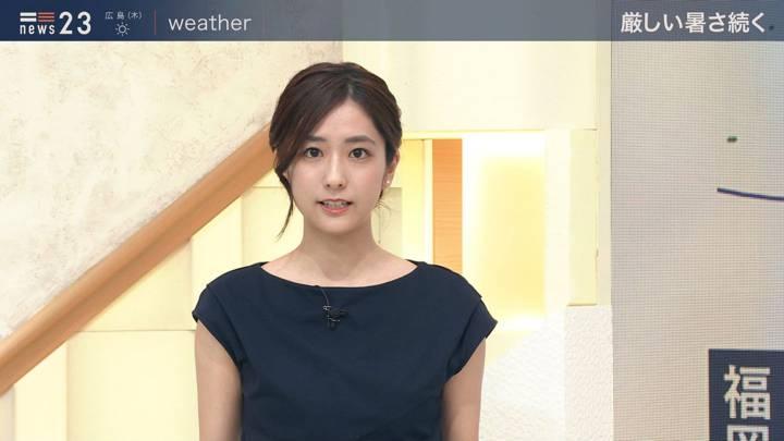 2020年08月05日田村真子の画像12枚目