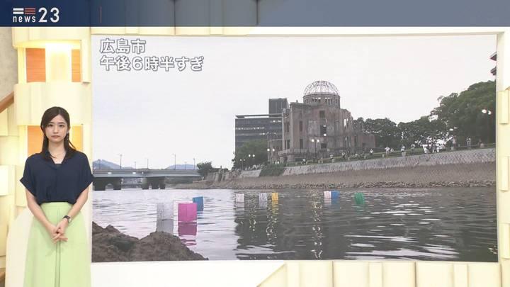 2020年08月06日田村真子の画像01枚目