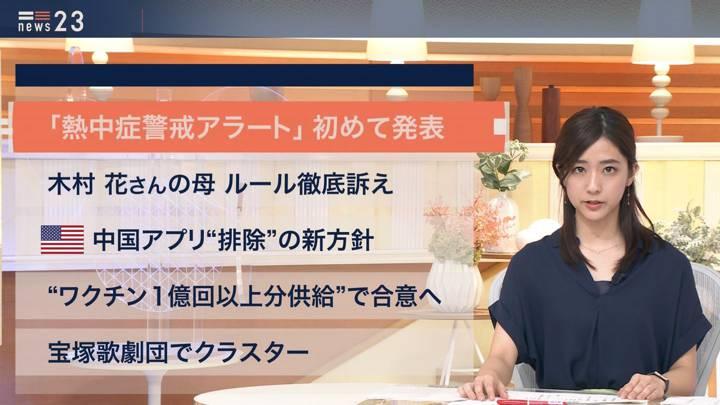 2020年08月06日田村真子の画像05枚目