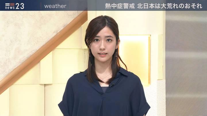 2020年08月06日田村真子の画像07枚目