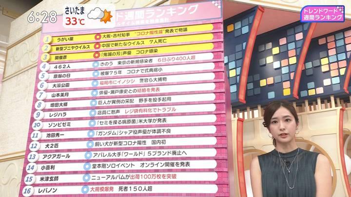 2020年08月08日田村真子の画像21枚目