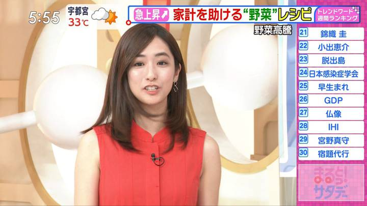 2020年08月22日田村真子の画像11枚目