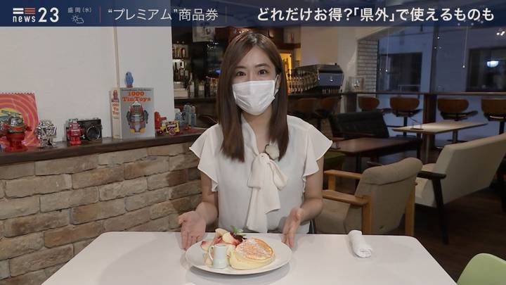 2020年08月25日田村真子の画像05枚目