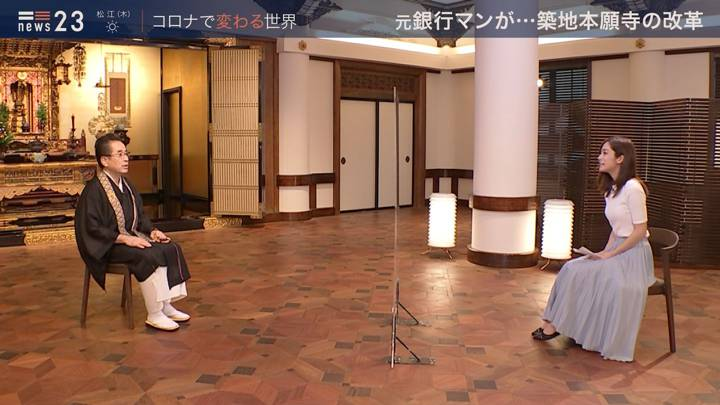 2020年08月26日田村真子の画像01枚目