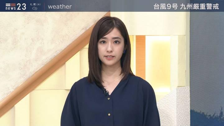 2020年09月01日田村真子の画像06枚目