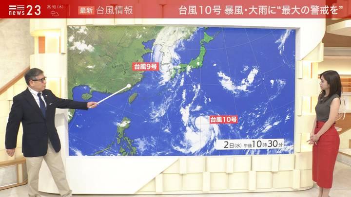 2020年09月02日田村真子の画像02枚目
