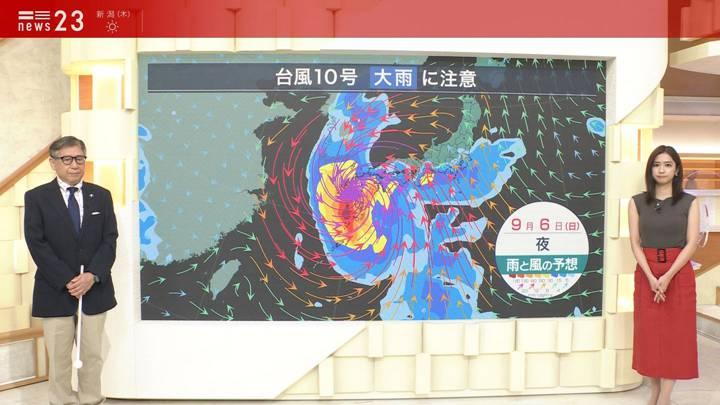 2020年09月02日田村真子の画像04枚目