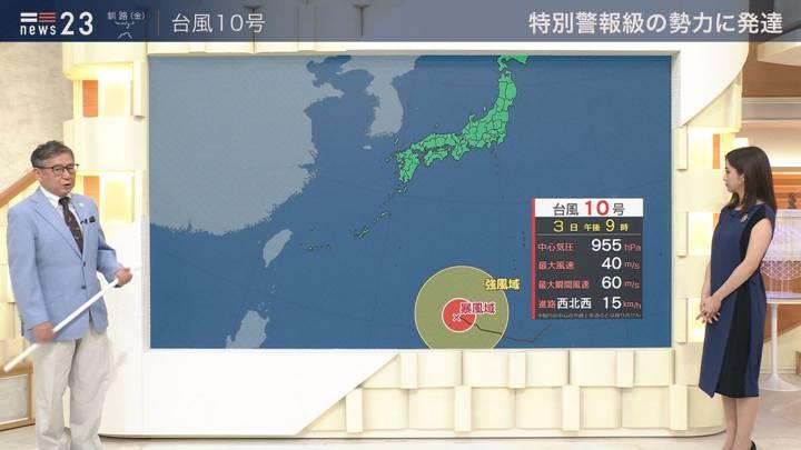 2020年09月03日田村真子の画像05枚目