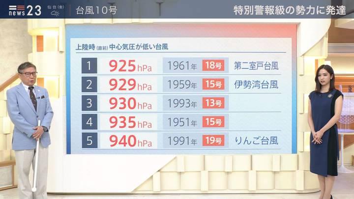 2020年09月03日田村真子の画像06枚目