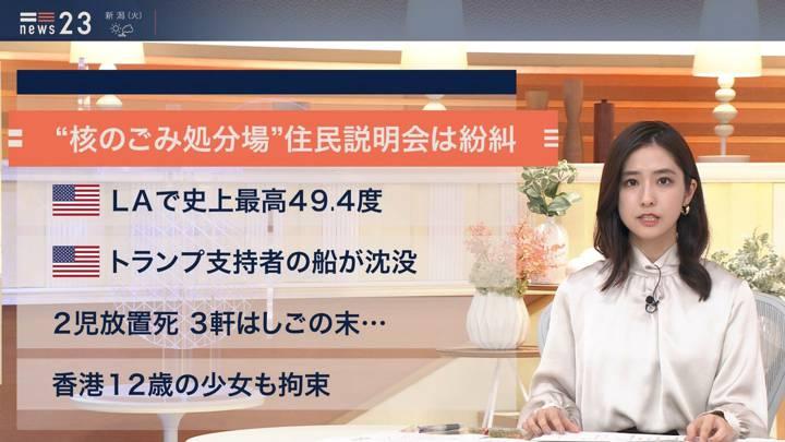 2020年09月07日田村真子の画像11枚目