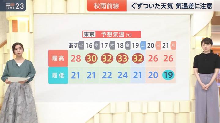2020年09月14日田村真子の画像06枚目