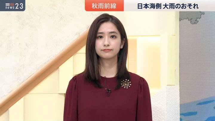 2020年09月17日田村真子の画像12枚目