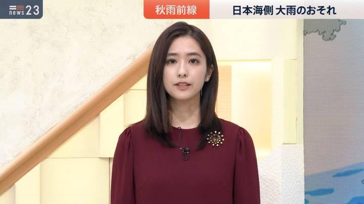 2020年09月17日田村真子の画像13枚目